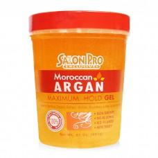 Salon Pro Exclusives Moroccan Argan Styling Gel (32 oz)