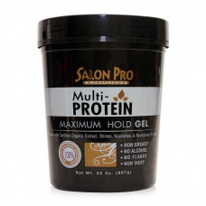 Salon Pro Exclusives Multi Protein Styling Gel (32 oz)