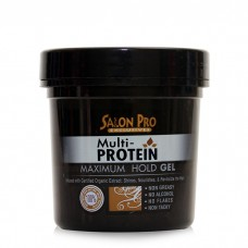 Salon pro Exclusives Multi Protein Styling Gel (8 oz)