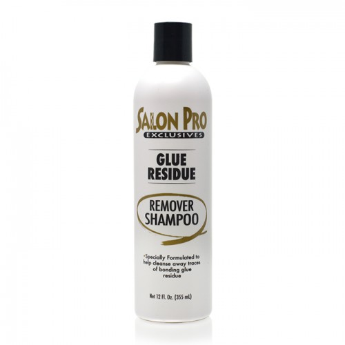 Salon Pro Exclusives Glue Residue Remover Shampoo (12 oz)