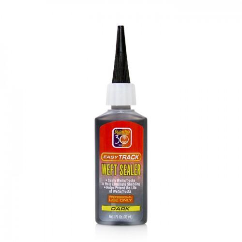 Salon Pro 30 Sec Easy Track Weft Sealer - Dark (1 oz)