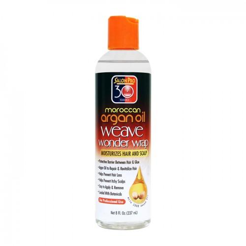 Salon Pro 30 SEC Argan Weave Wonder Wrap (Clear / 8 oz)